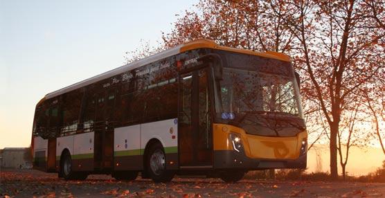 Stellae, Magnus.E y nueva carrocería para urbano en el stand de Castrosua en la Feria del Autobús y el Autocar