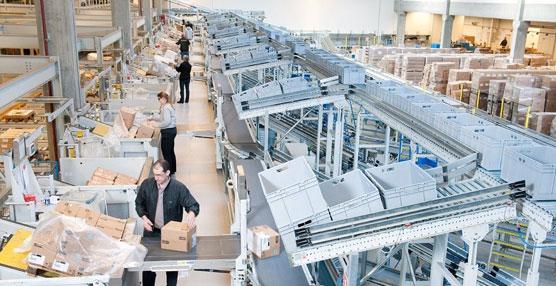La filial española de Dematic automatiza el almacén central de la cadena danesa Dansk