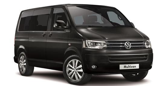 Volkswagen lanza su nuevo Multivan Premium con un equipamiento mucho más completo