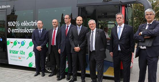 TMB da un paso adelante en el marco del proyecto ZeEUS con la presentación de vehículos 100% eléctricos