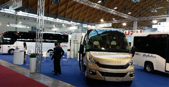 Indcar presenta en Rimini, durante la Exposición Internacional del Autobús, su nuevo modelo Next