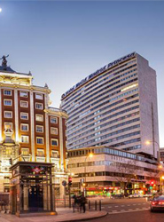 Hotel Meliá Madrid Princesa.