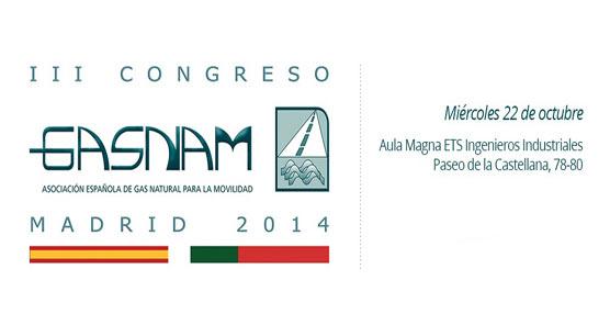 Arranca en Madrid la tercera edición del Congreso de Gas Natural para la Movilidad
