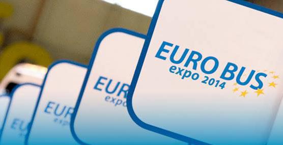 EuroBus 2014 llega a Birmingham repleta de novedades en el sector de los autocares y autobuses