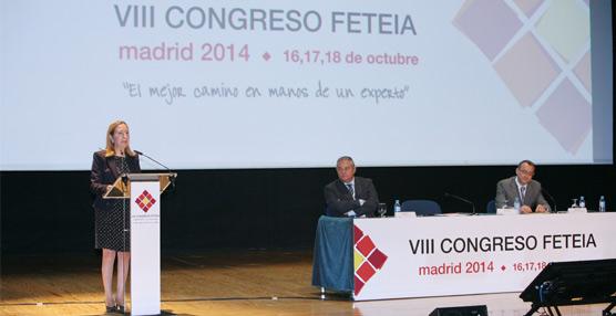 Más de 200 transitarios debaten en Madrid el futuro del sector y reeligen a Enric Ticó como presidente
