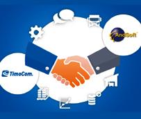 El proveedor de bolsas de carga TimoCom y AndSoft unen sus plataformas tecnológicas gracias a TC Connect