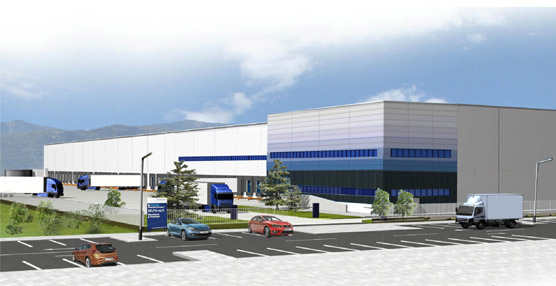 IDI Gazeley inicia la construcción de un nuevo centro logístico para Carrefour de 23.000 m² en Torrejón de Ardoz