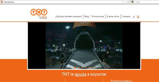 TNT desarrolla un pack de mejoras y herramientas y renueva su oferta de servicios online para las pymes