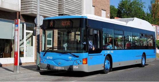 Madrid es la ciudad con el transporte público más caro