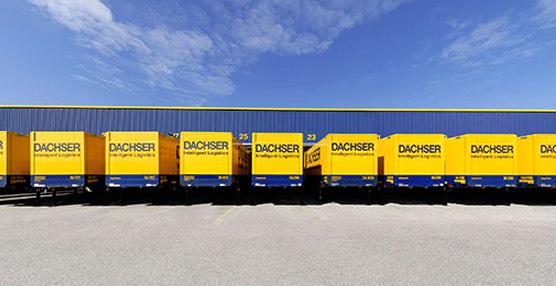 Dachser amplía su capacidad logística en la región de Benelux, Bélgica, con nuevas instalaciones en Willebroek