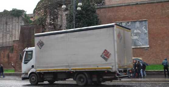 Italia afronta una huelga del transporte que ha contado con un 60% de seguimiento según los sindicatos