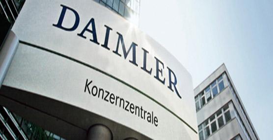 Daimler AG continúa creciendo en el último trimestre del año con cifras récord en ventas de automóviles
