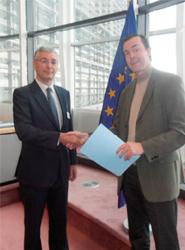 La EIA y Europlatforms E.E.I.G cierran un nuevo compromiso de colaboración para trabajar por la eficiencia de la TEN-T