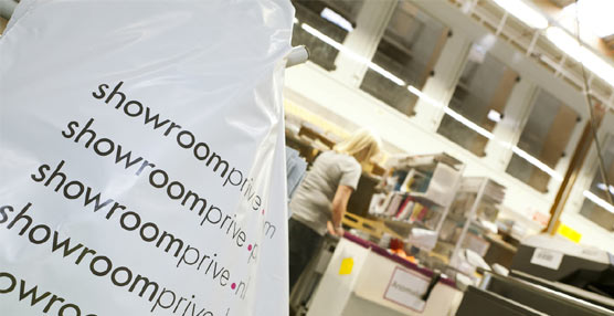 Showroomprive y Dispeo se alían frente al crecimiento del comercio electrónico on-line