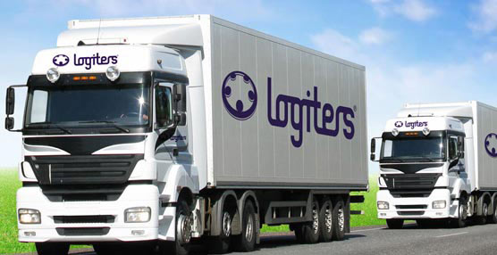 Logiters, galardonado con el Triangle Award de Vileda por la alta calidad de sus servicios