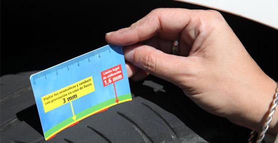 Resultados de la campaña de revisión de Michelin: Casi el 50% de vehículos circula con baja presión en los neumáticos