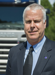 Christopher Podgorski, vicepresidente senior de Camiones en Scania.