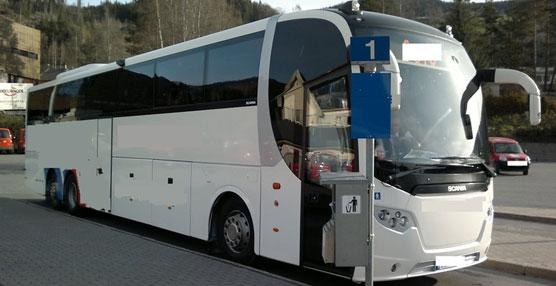 La entrada de pedidos de autobuses y autocares Scania a Noruega, en lo que va de año, alcanza las 235 unidades