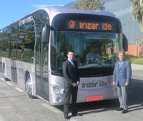 La EMT de Madrid certifica que las baterías del nuevo Irizar i2e tienen una autonomía de 12 horas