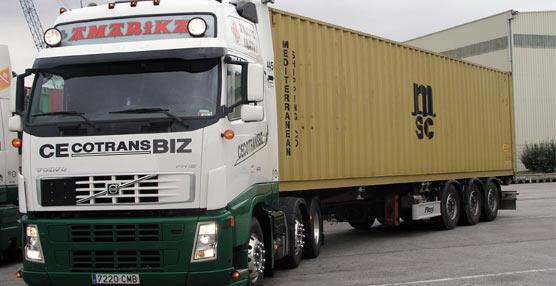 Tráfico tramita la nueva Orden de modificaciones de los pesos y dimensiones en el transporte de mercancías