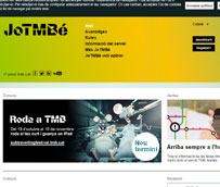 Las opiniones de los miembros del club JoTMBé de TMB son escuchadas para mejorar el servicio