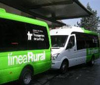 El Gobierno de La Rioja destina 410.214 euros a mantener las cinco Lineas Rurales de transporte intracomarcal