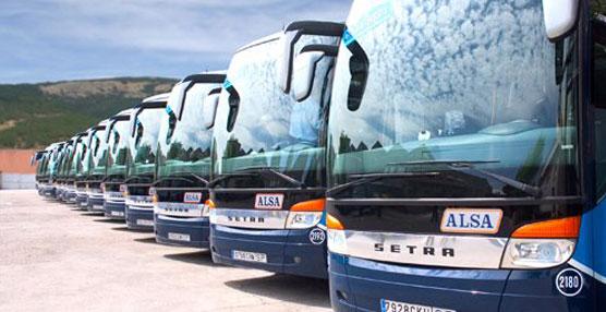 Alsa renueva su mayor contrato de transporte en autobús en España quince años más por 600 millones