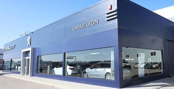 El nuevo Garaje León de Peugeot España en la provincia de Albacete