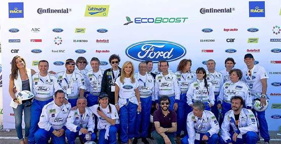 Continental, un año más, patrocinador de la carrera solidaria Las 24 Horas de Ford