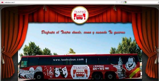 Llega a Valencia la propuesta teatral sobre ruedas Teatro Bus tras una alianza entre Arriva y Transitbus