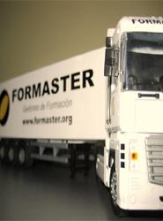 Formaster insiste en la necesidad de más formación para profesionales que conduzcan megacamiones