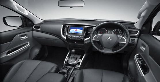 Mitsubishi da a conocer una gama renovada de suL200, más confortable y funcional