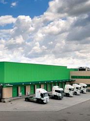 La contratación logística en Madrid crece un 25% hasta septiembre, según Aguirre Newman