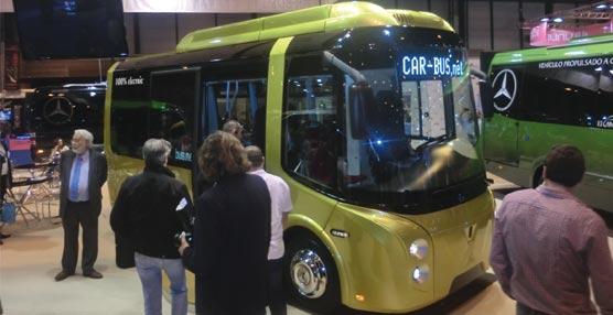Wolta, el urbano 100% eléctrico de car-bus.net: Innovación y cuidado ambiental en formato compacto