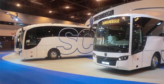 SC5 y SB3, las novedades del carrocero navarro Sunsundegui en la última edición de la madrileña feria FIAA