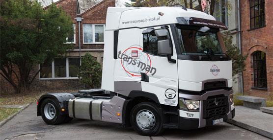 Renault Trucks celebrala entrega de la unidad 10.000 de sugama pesadaT