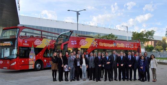 City Sightseeing España celebra en Sevilla su encuentro anual de directores de operaciones