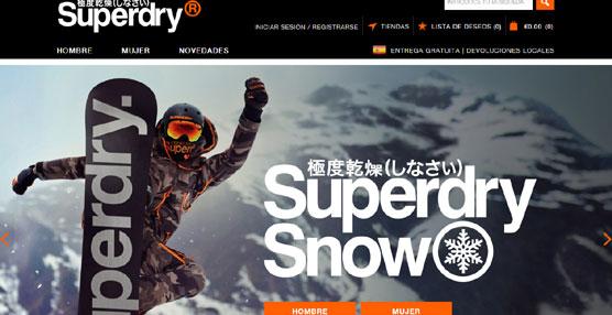 SuperGroup es el grupo propietario de conocidas marcas de moda como SuperDry.