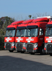 Trans-Avellá recibeseis vehículos de la gama Renault Trucks T de un pedido de 31