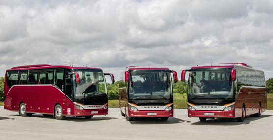 Daimler Buses intensifica su programa de prueba de vehículos