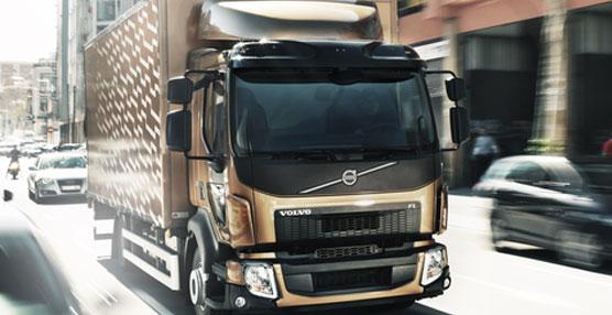 Toda la gama de camiones Volvo – incluyendo el Volvo FL y el Volvo FE – se pueden pedir de fábrifca con el sistema de gestión de flotas Dynafleet.