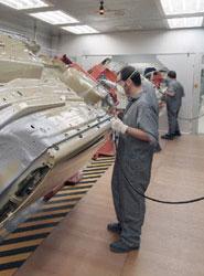 La suma de sistema de gestión y solución de valoración solo está presente en el 70% de los talleres carroceros.
