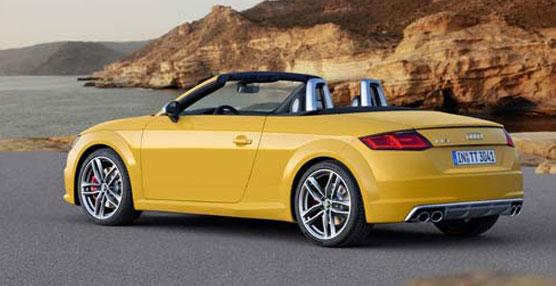 Hankook suministra los Neumáticos originales en los nuevos modelos Audi TT y TTS