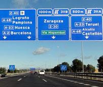 Fomento abre al tráfico la vía de servicio en la A-2 entre los puntos kilométricos 24 y 27 en el Corredor del Henares