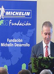 La Fundación Michelin Desarrolloapoyamás de 400 proyectos empresariales en País Vasco y Castilla y León