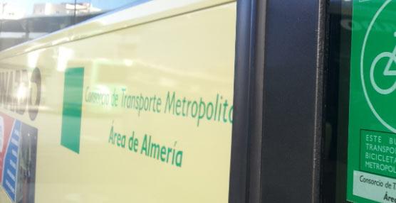 Almería aprueba su salida del Consorcio de Transporte Metropolitano