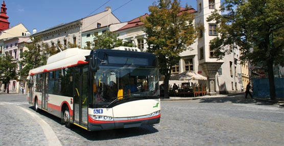 Solaris envía 24 nuevos trolebuses a la ciudad de Budapest