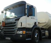 Scania entrega siete unidades de tara muy reducida a la empresa Fernando Buil, perteneciente al Grupo MAT
