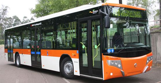 Baixbus incorpora 30 nuevos vehículos para cubrir el transporte urbano e interurbano de Barcelona
