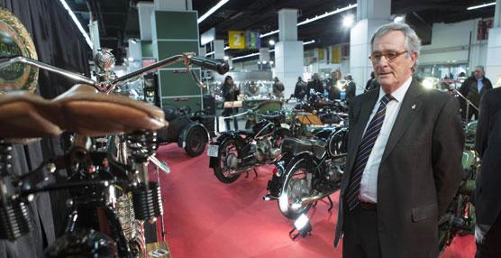 El Alcalde de Barcelona, Xavier Trias, inaugura hoy la 31 edición de Auto Retro Barcelona